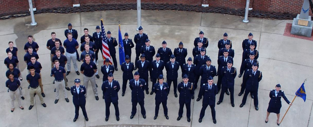 Photo of Det430 Cadre and Cadets