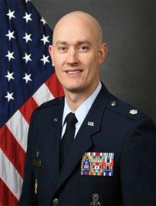 Lt. Col. Maroney